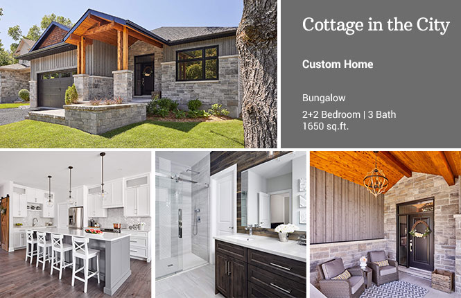 Cottage in the City